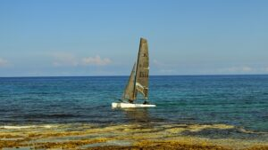 voilier catamaran
